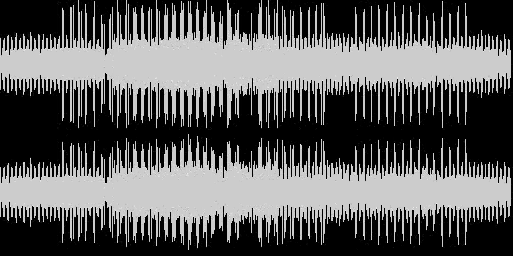 dark minimal 8の未再生の波形