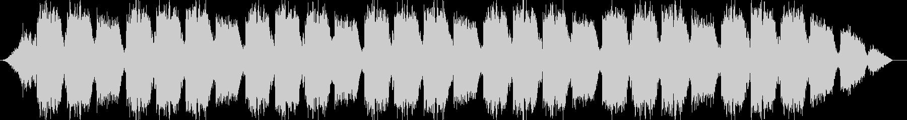 化学プラントサイレン タイプCの未再生の波形
