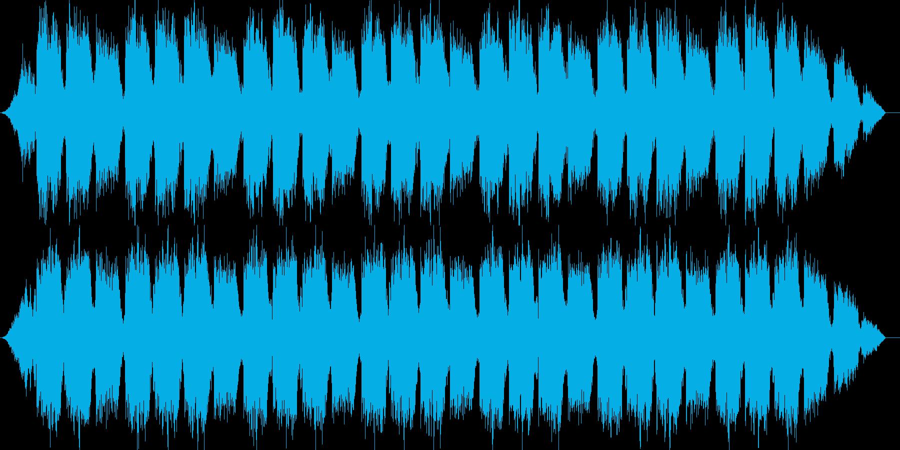 化学プラントサイレン タイプCの再生済みの波形