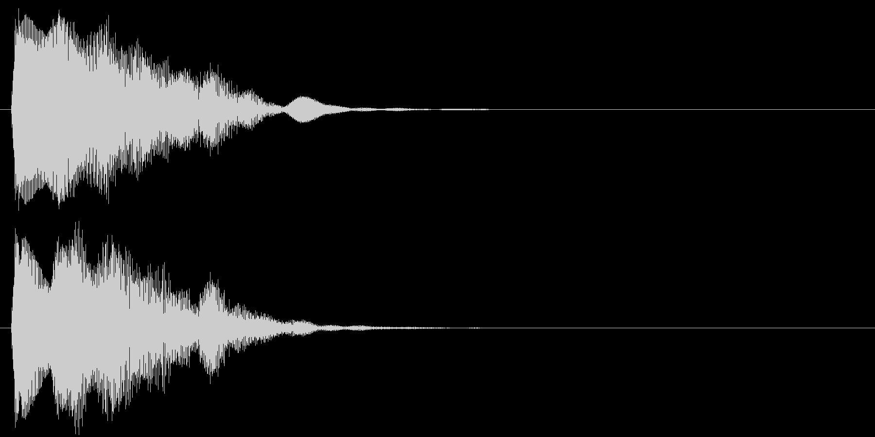 汎用 近未来系06(中) 別窓表示の未再生の波形