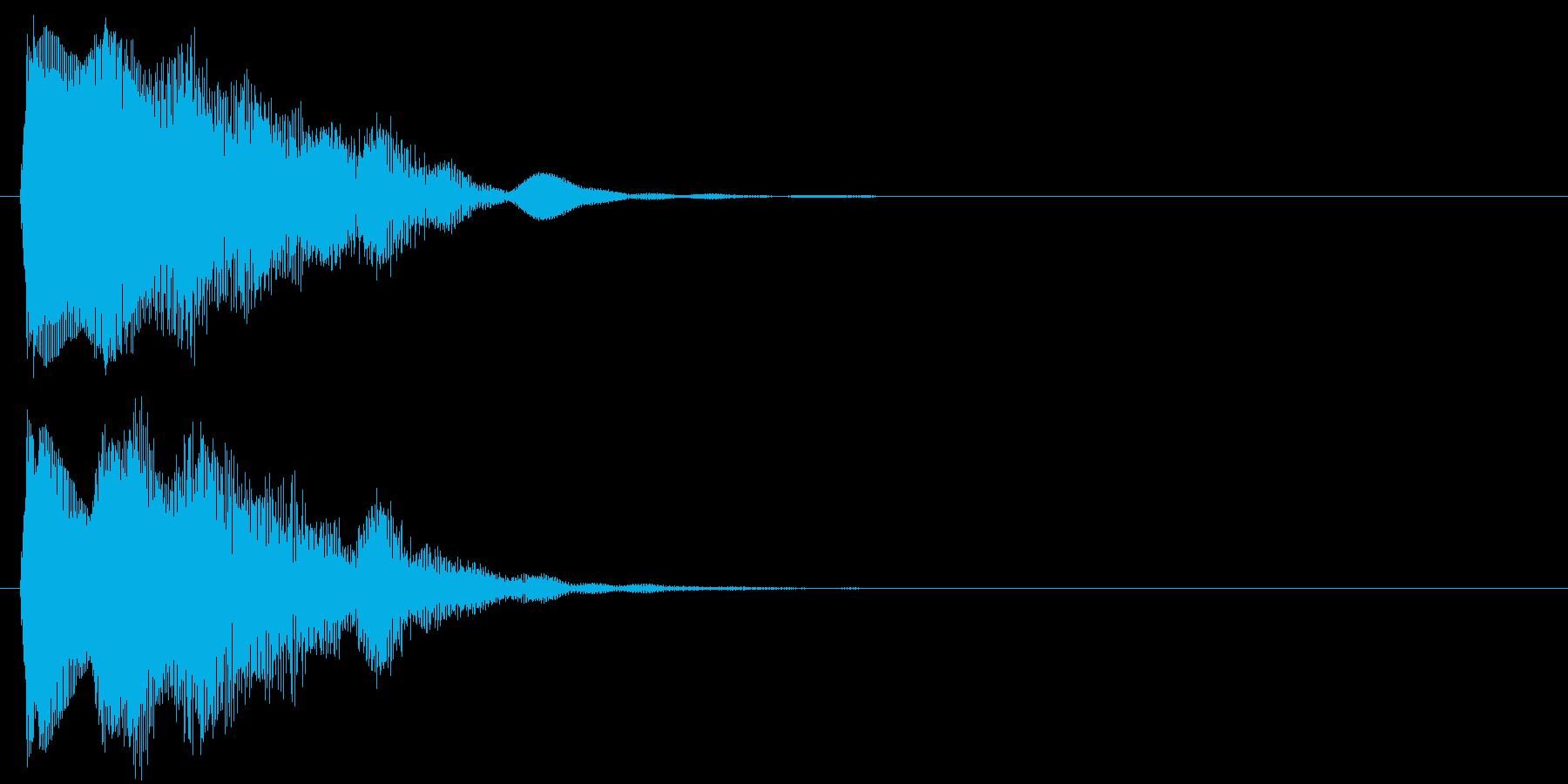 汎用 近未来系06(中) 別窓表示の再生済みの波形