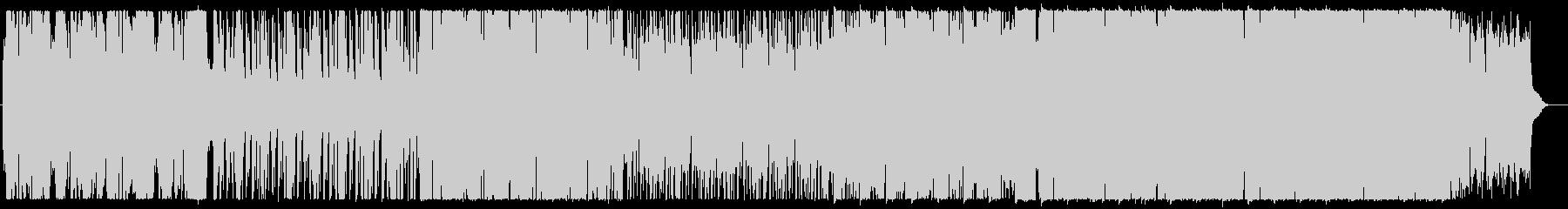 和楽器を使用したほのぼのPOPSの未再生の波形