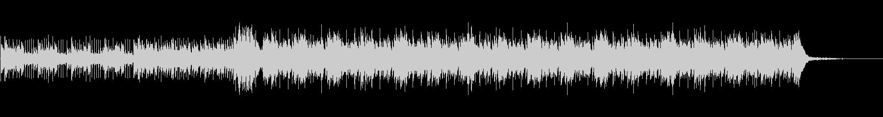 高音質♪企業PV向けテクノポップBGMの未再生の波形