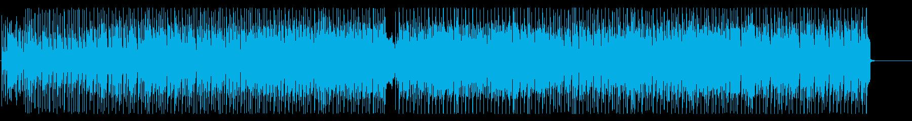 楽しい 元気 情報 天気予報 CM 充実の再生済みの波形