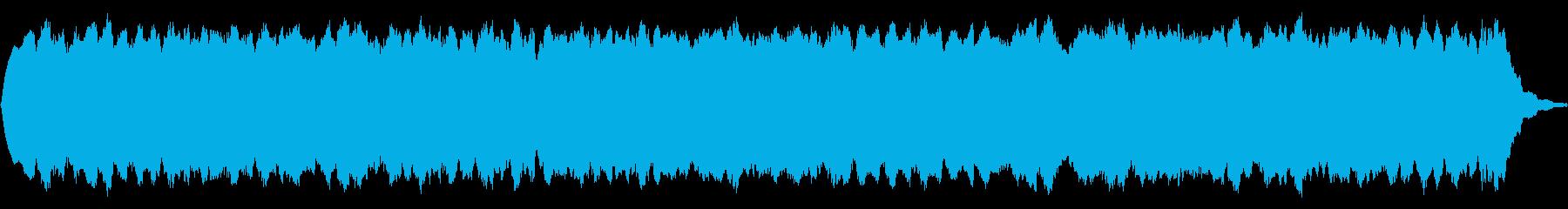 ピーポーピーポー(救急車のサイレン:通…の再生済みの波形