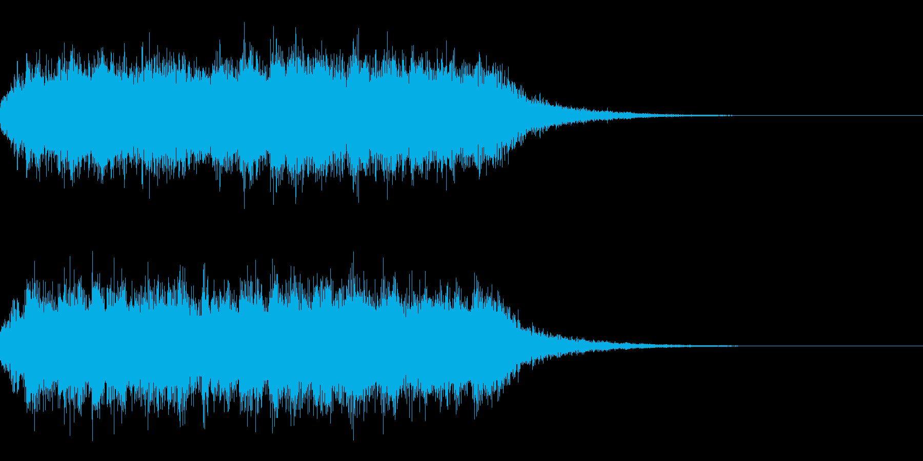 カオス3 オーケストラ練習 感電 混沌の再生済みの波形