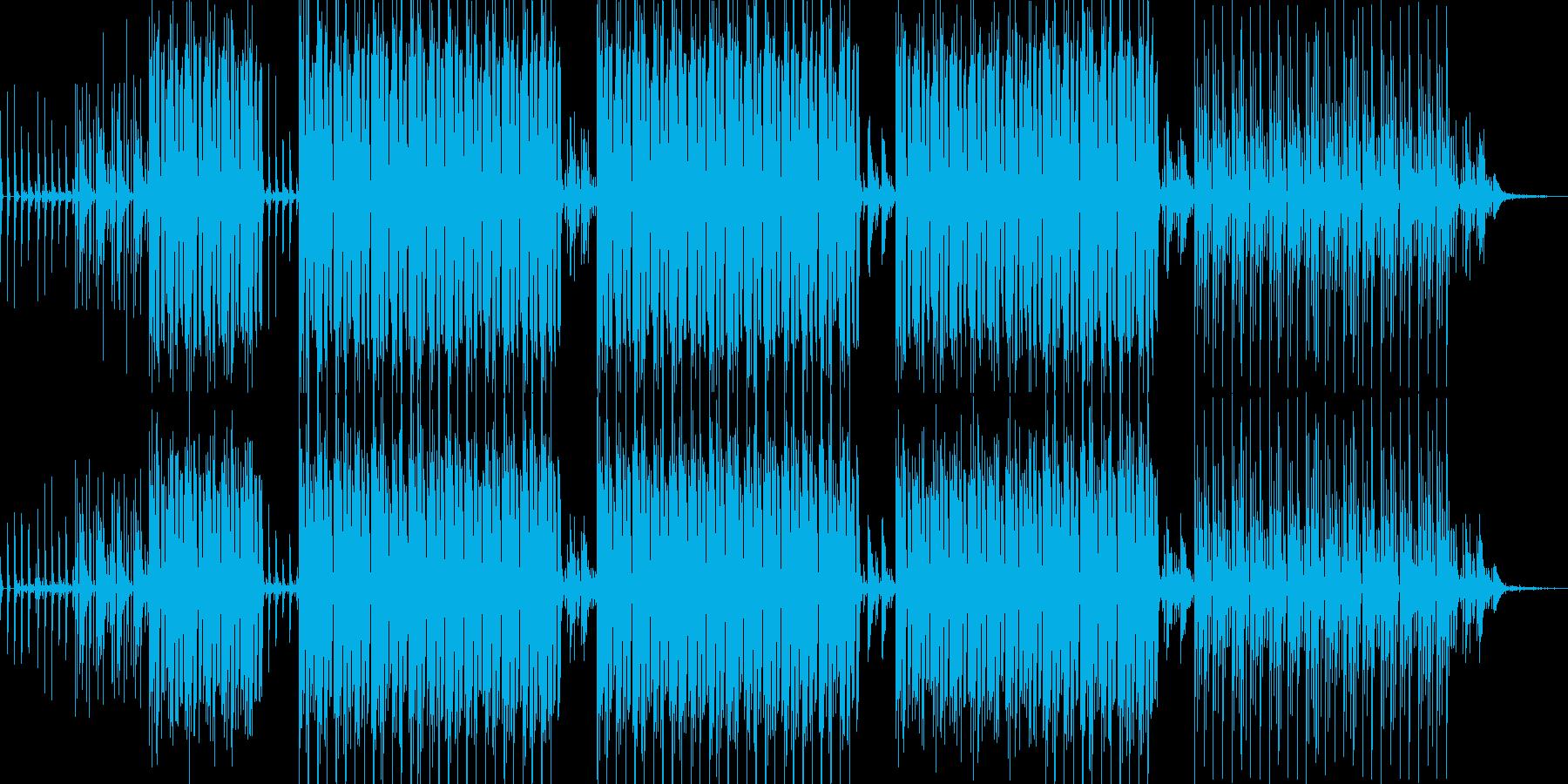 ゲームなどのステージ選択画面に最適の再生済みの波形