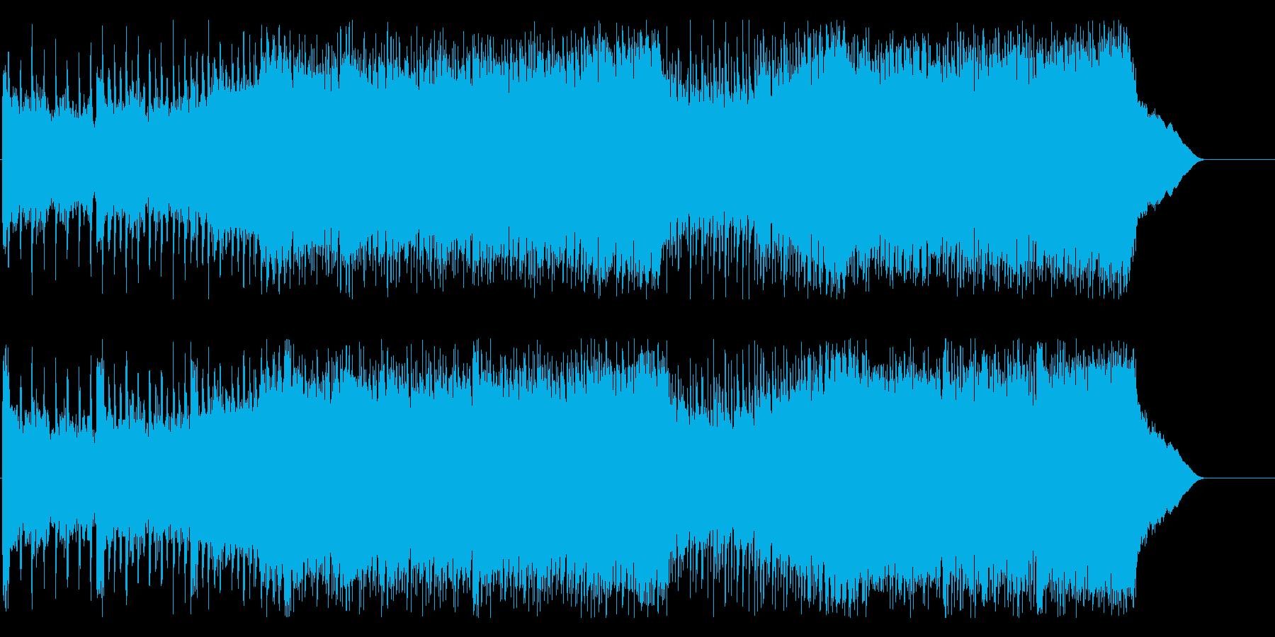 ディスコ 情熱 挑戦 闘志 スリルの再生済みの波形