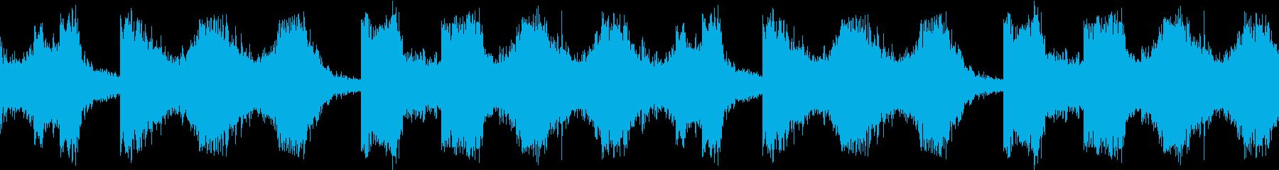 EDM リードシンセ 6 音楽制作用の再生済みの波形