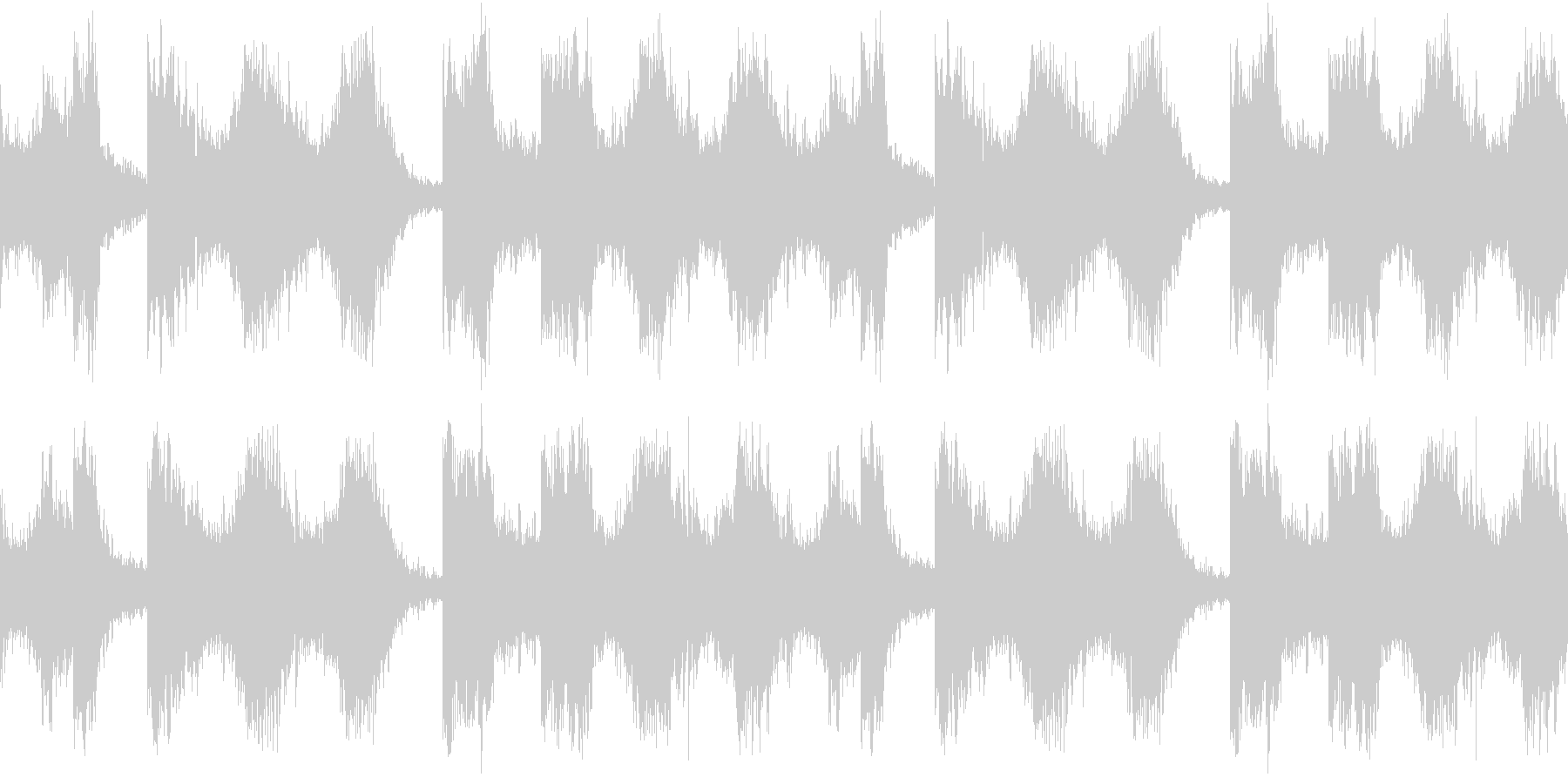 EDM リードシンセ 6 音楽制作用の未再生の波形
