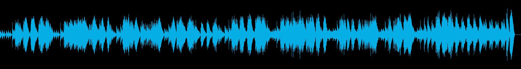 ラベル ボレロ (オルゴール)の再生済みの波形