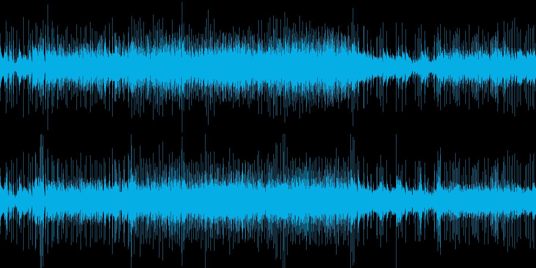 【ループ仕様】ピアノ中心のクールなジャズの再生済みの波形