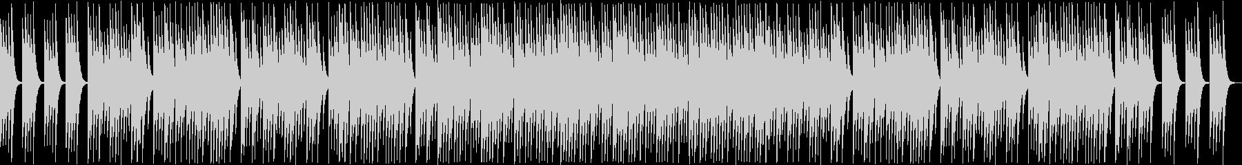 ファンタジーなシンセ・オルゴール系曲の未再生の波形