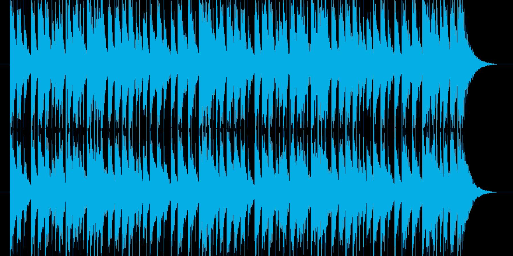 CMなどのジングルの再生済みの波形