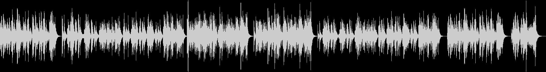 木琴・マリンバで考えてみようのテーマの未再生の波形