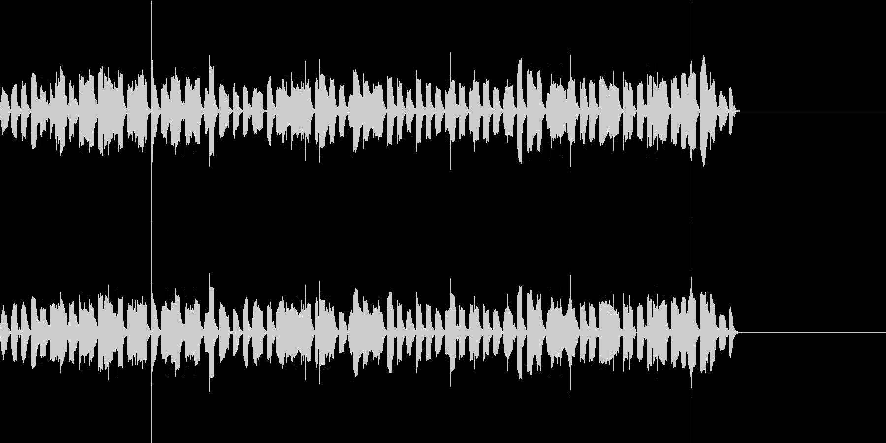 ロボットピポパポ02の未再生の波形