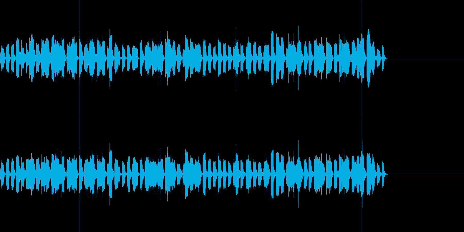 ロボットピポパポ02の再生済みの波形