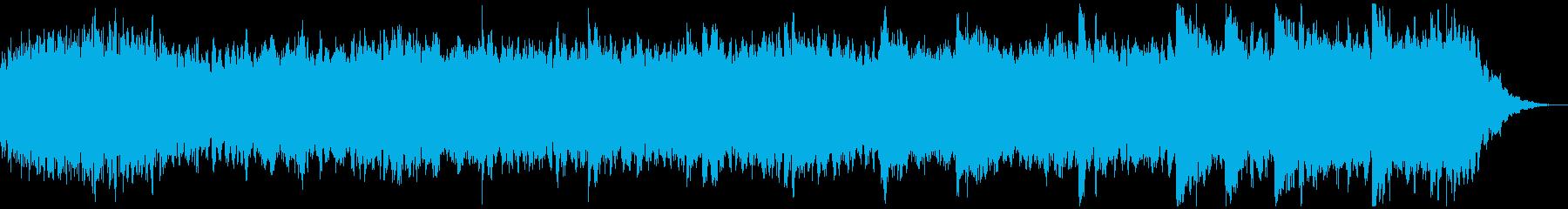 感動表現、CM,ブライダル、ショートCの再生済みの波形