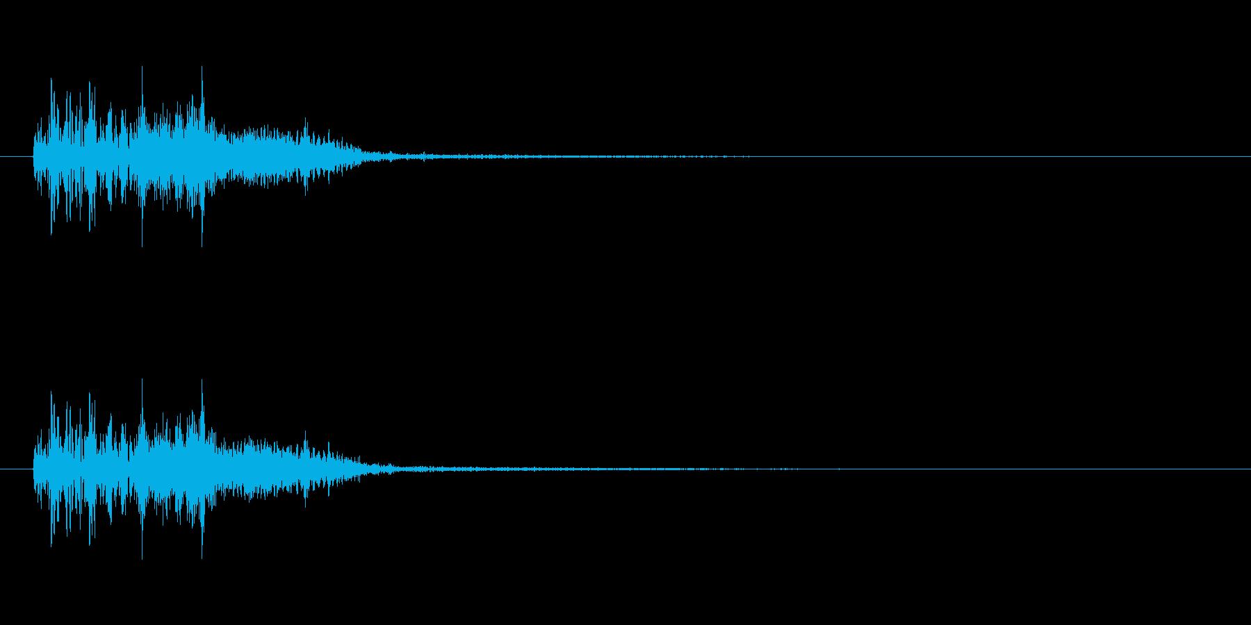 トゥルルルルル/アコギ上昇音、回復、電話の再生済みの波形