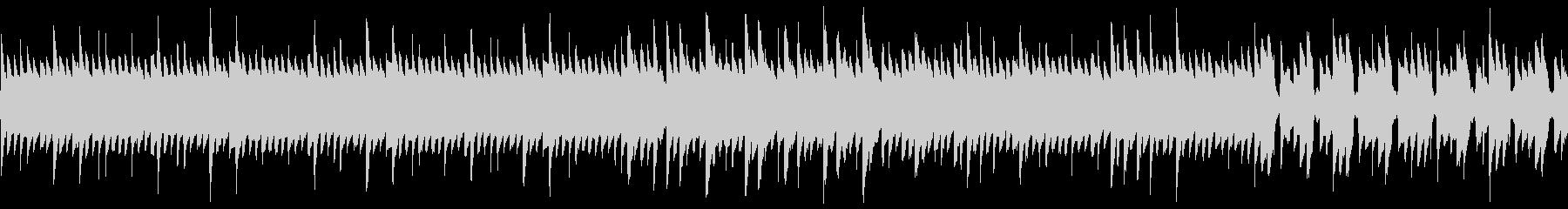 8bit ダークファンタジーな1分ループの未再生の波形