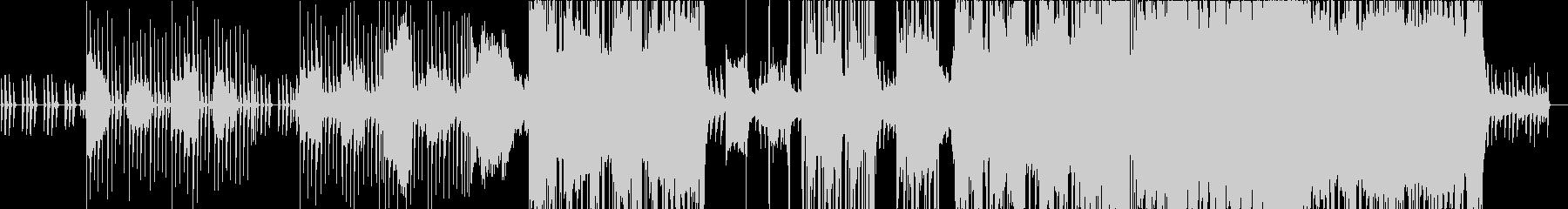 日常を歌ったシンプルなピアノバラードの未再生の波形