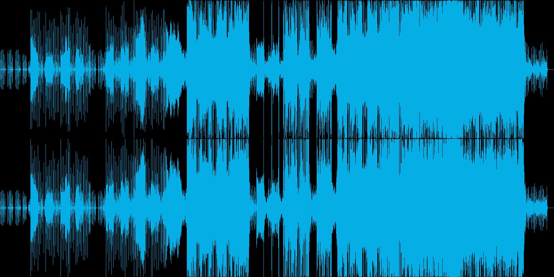 日常を歌ったシンプルなピアノバラードの再生済みの波形