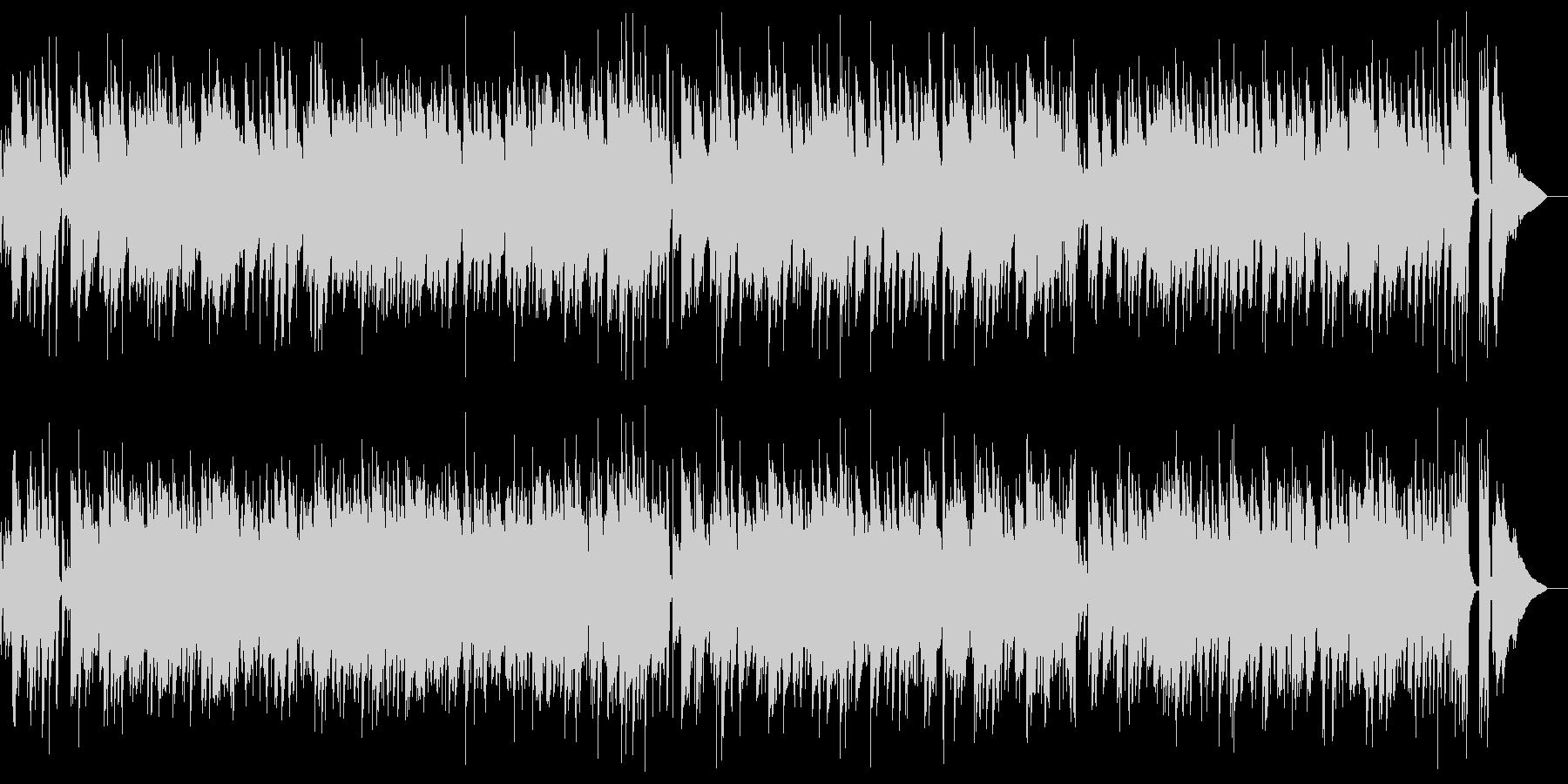 静かな大人のカントリー・ミュージックの未再生の波形