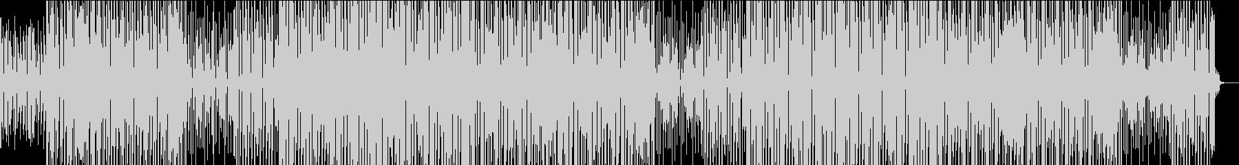 ブラスが70'~80'年代のディスコの未再生の波形