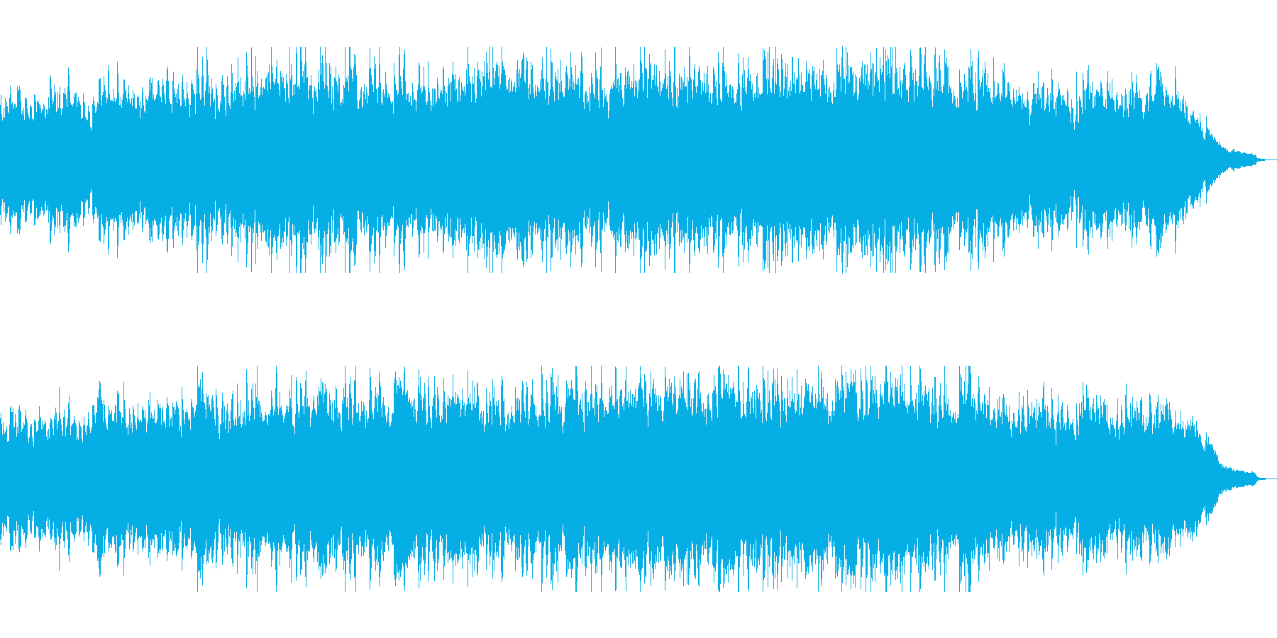 穏やかで優しいピアノポップサウンドの再生済みの波形