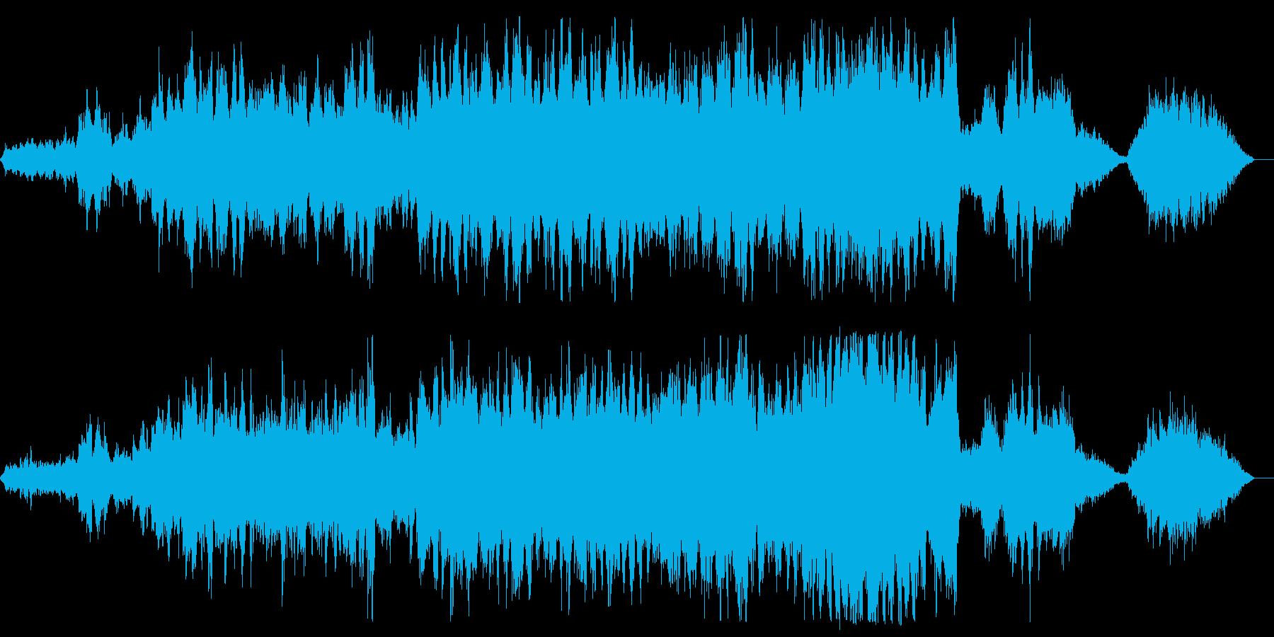 困難を乗り越え希望を-ストリングス挿入曲の再生済みの波形