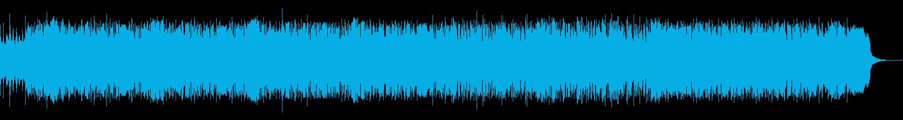 ♪爽やか商品紹介BGM♪の再生済みの波形