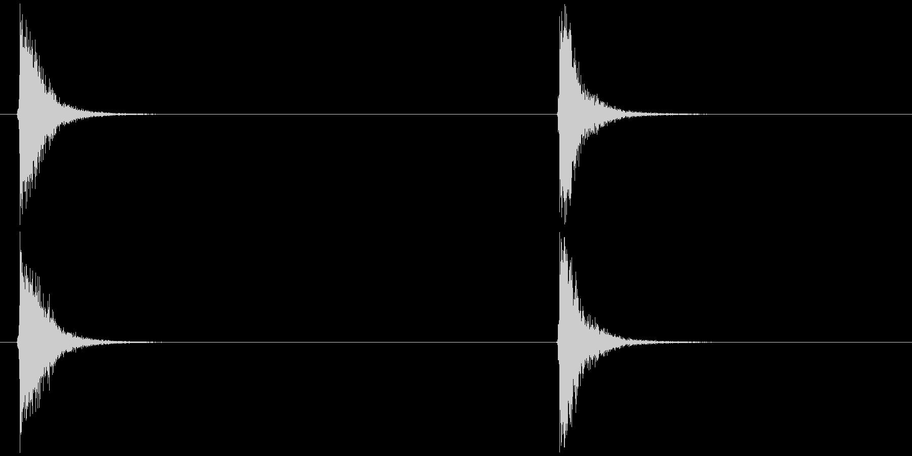 ビードロ (ポッ ペン)の未再生の波形