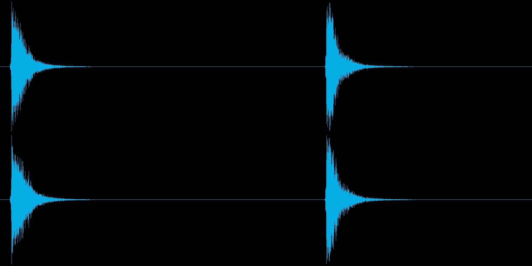 ビードロ (ポッ ペン)の再生済みの波形