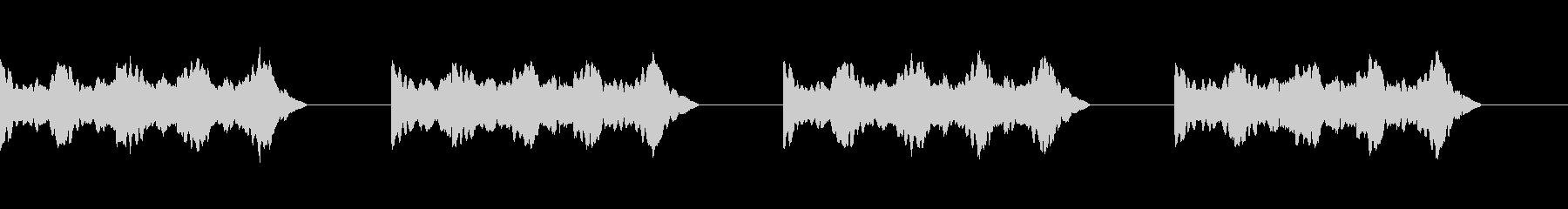 【アラーム01-1L】の未再生の波形