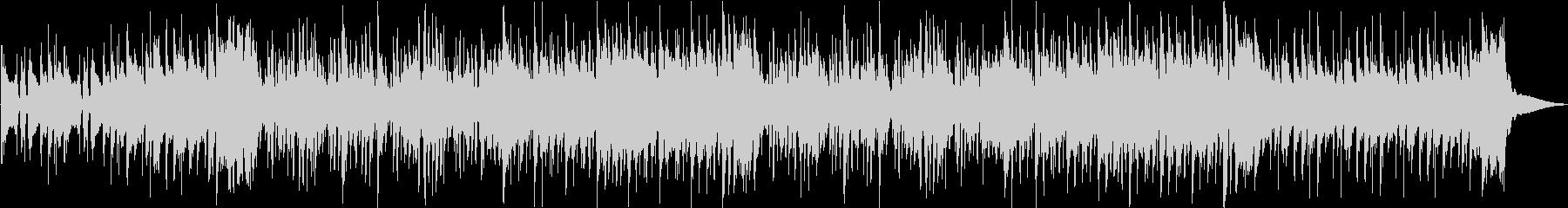 ノリノリでクールなファンキーの未再生の波形