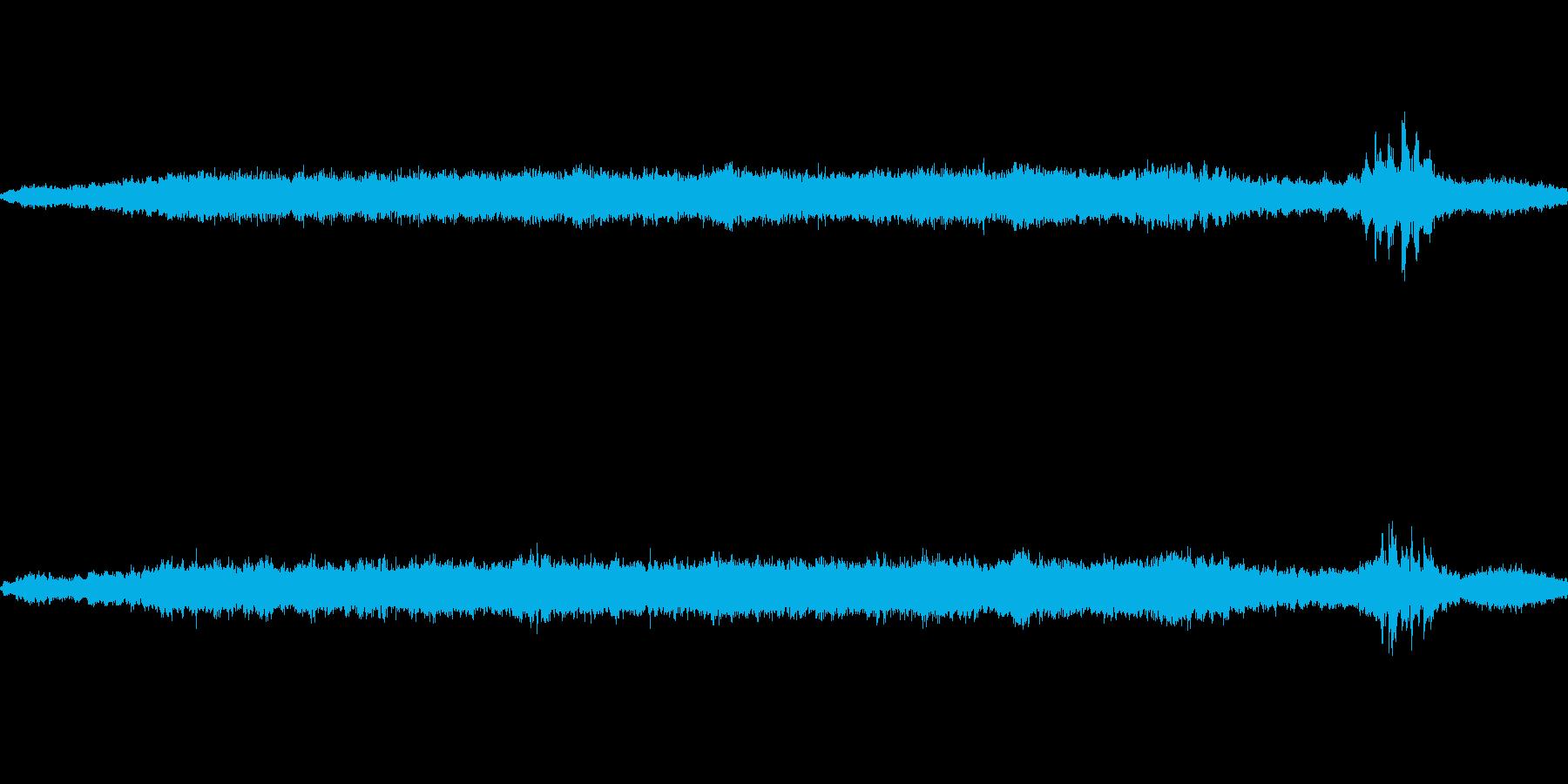キラキラした幻想的なフィールド用の曲で…の再生済みの波形