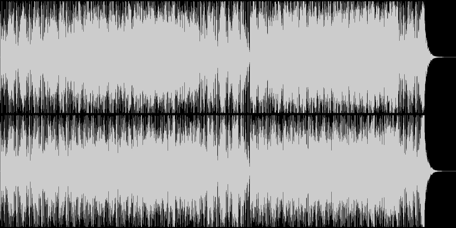 映像BGM優雅なクラシックとポップの融合の未再生の波形