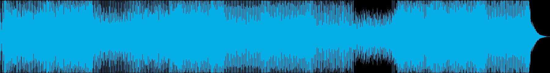 EDM ポップ キッズ 可愛い メルヘンの再生済みの波形