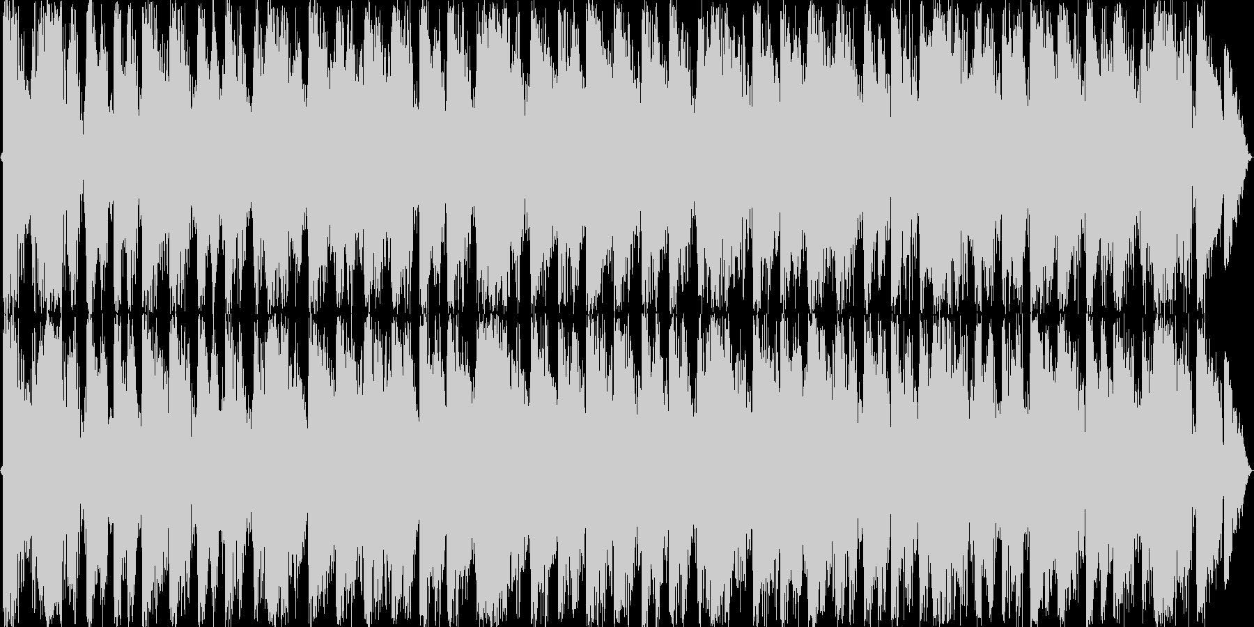 テクノダンス系の未再生の波形