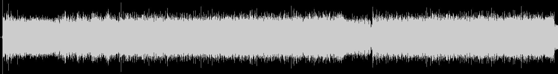 サイケな要素があるRockです。の未再生の波形