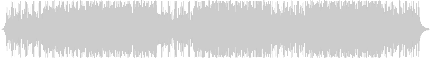 映像・企業VP 創造的なワクワク感(C)の未再生の波形