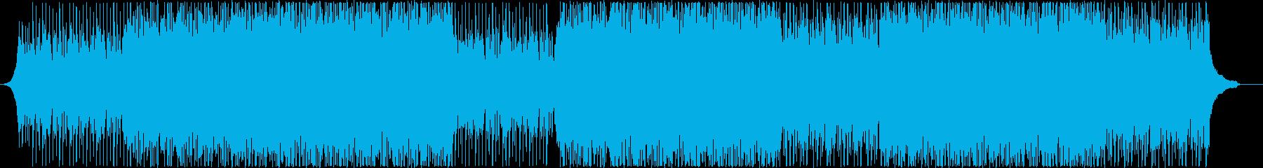 映像・企業VP 創造的なワクワク感(C)の再生済みの波形