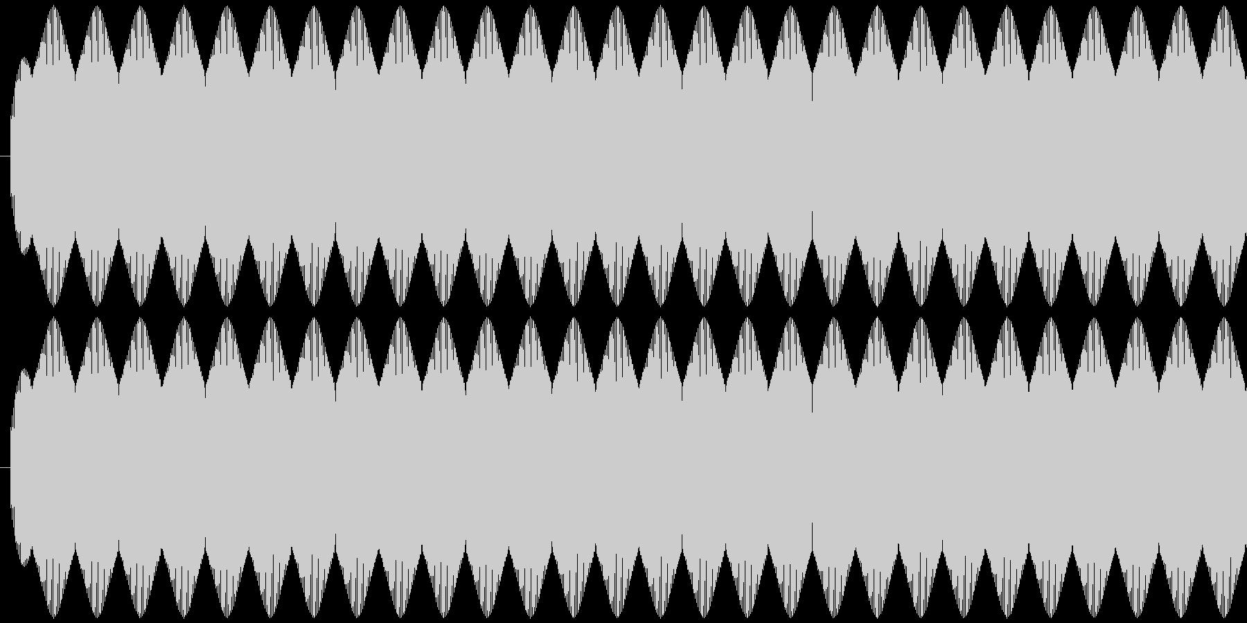 ゲージ増減 得点などの集計 ティロロロ…の未再生の波形