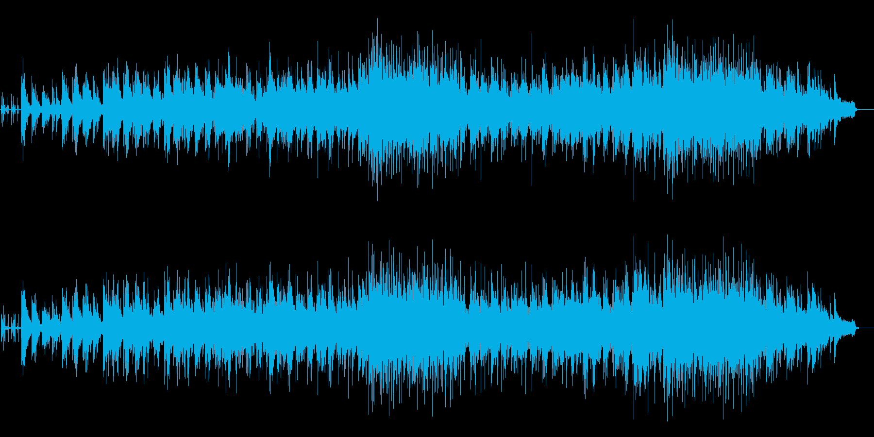 切ないセンチメンタル・バラードの再生済みの波形