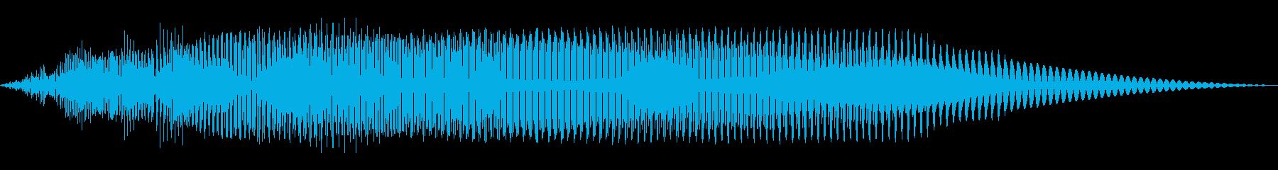 ドゥーン(ワープ/転送装置/SF)の再生済みの波形