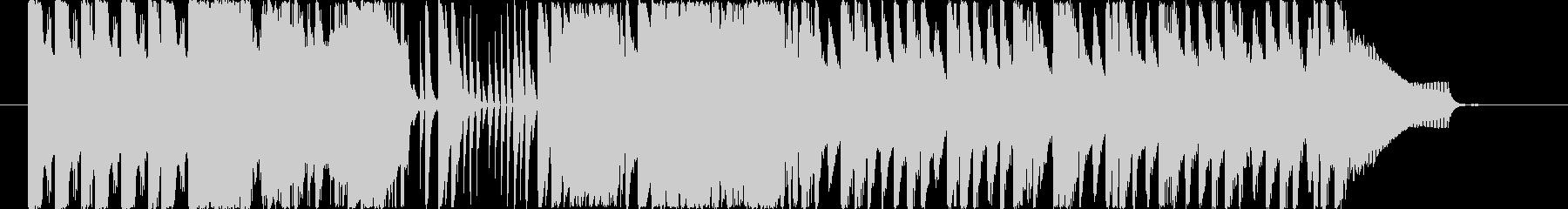 いろんなサウンドがいろいろ出てくる30…の未再生の波形