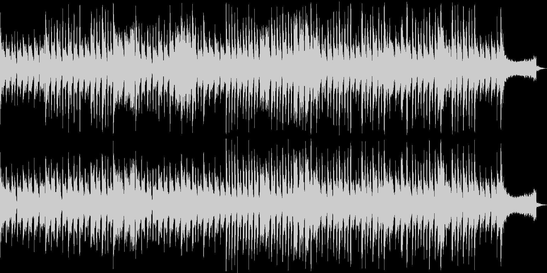 SE入りの奇妙なポルカの未再生の波形