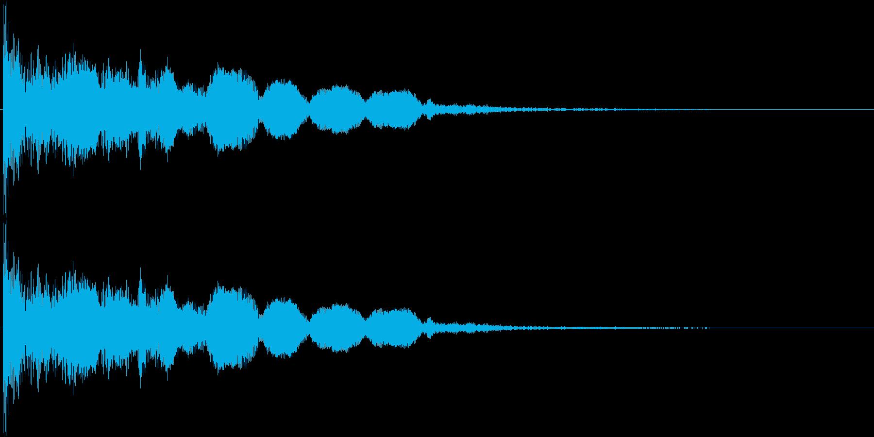 【和風】尺八・琴風・ジングル等にの再生済みの波形
