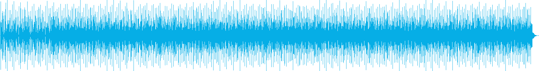 具体的なメロディが無いBGMです。爽や…の再生済みの波形