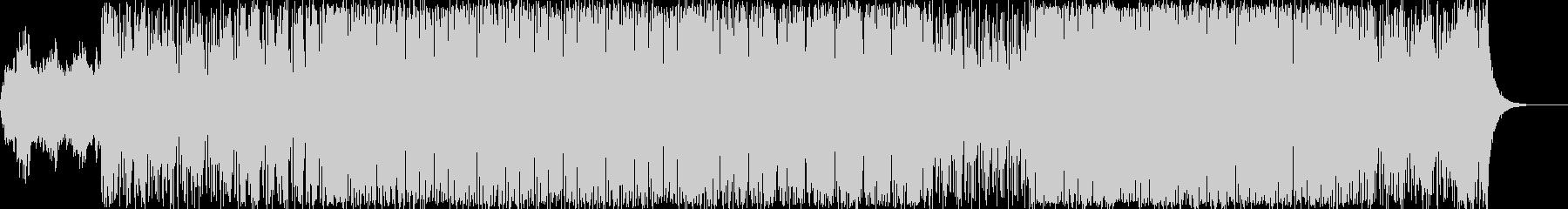 サンプリングボーカルを使ったチル系の未再生の波形